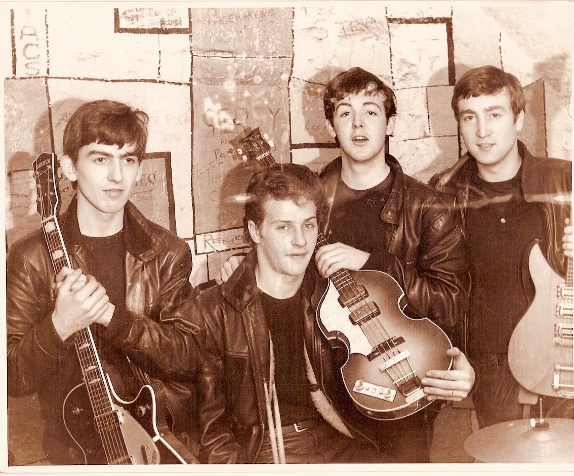 The Beatles 1961.