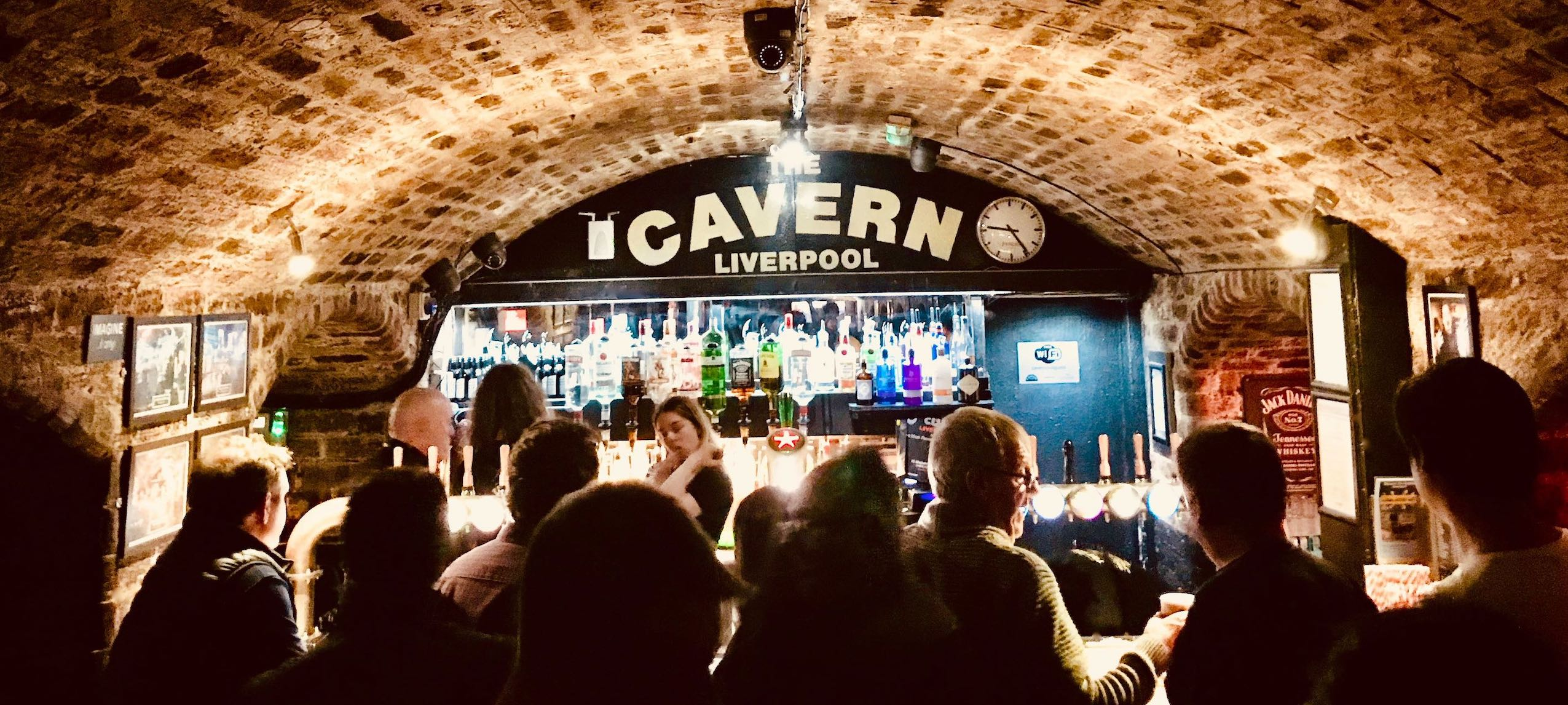 The Cavern Club Liverpool.