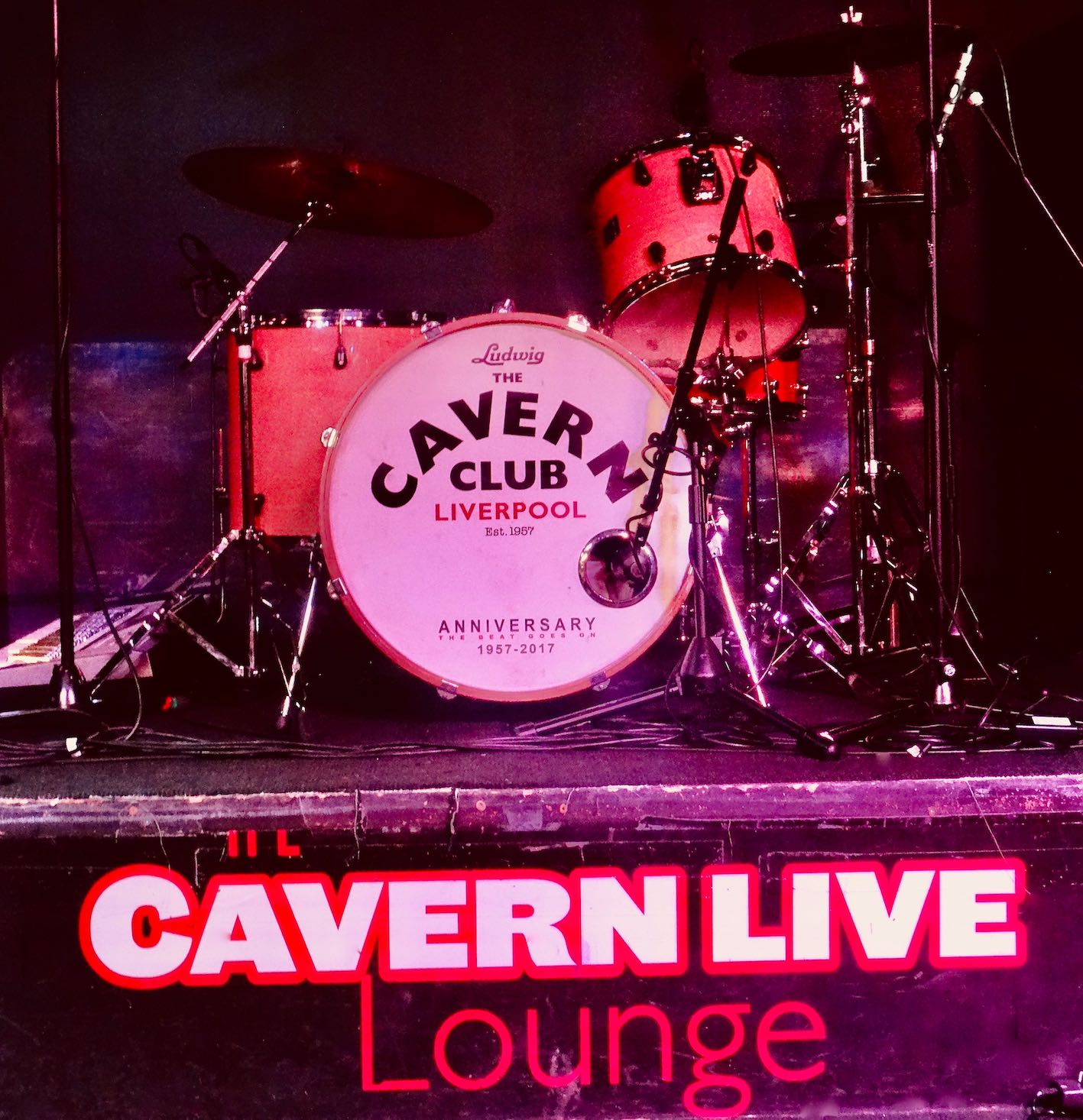 The Cavern Live Lounge Liverpool