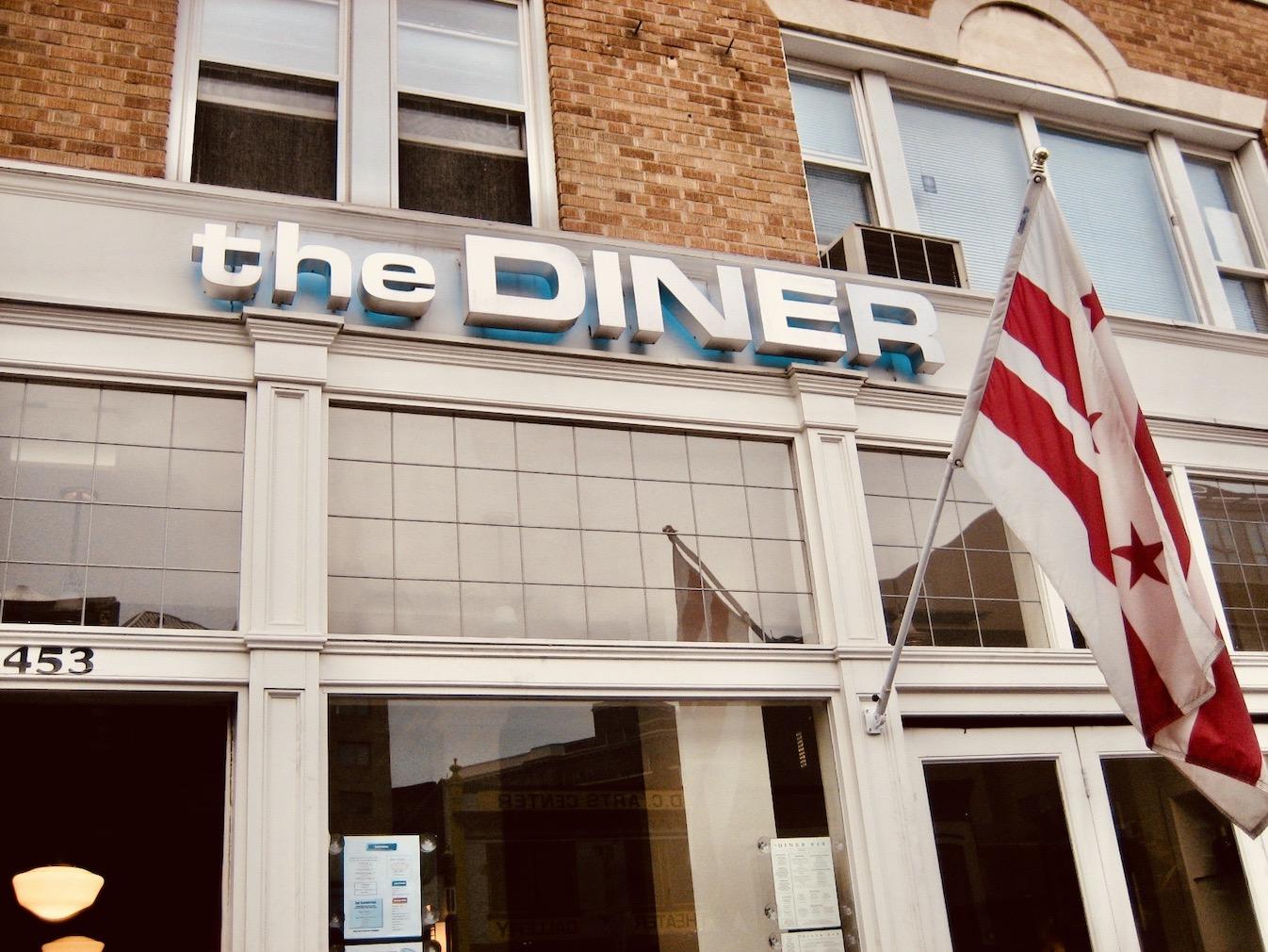 The Diner Washington DC Nostalgia