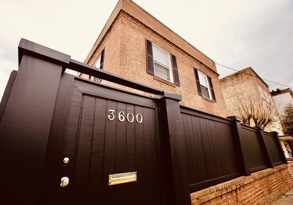 The Exorcist House 3600 Prospect Street