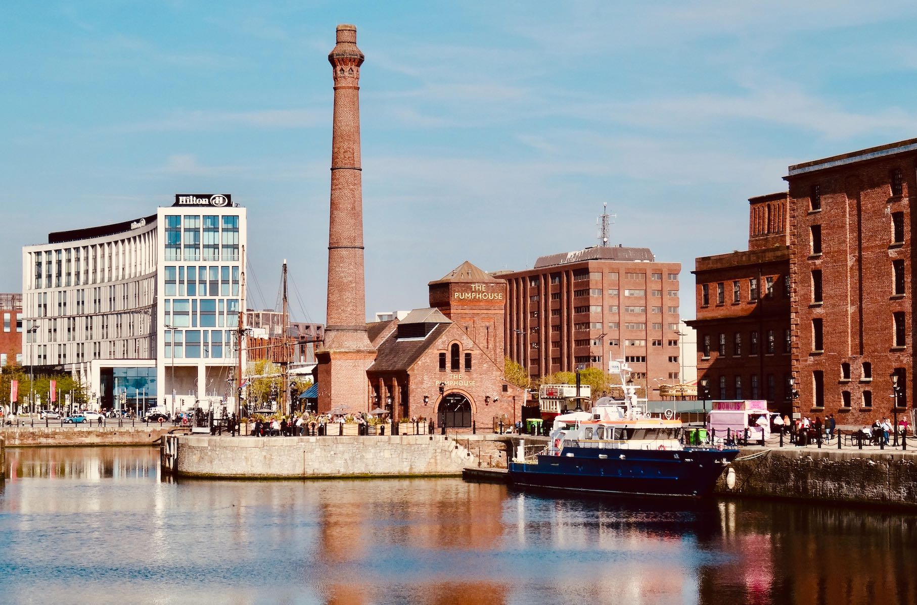 The Pumphouse Liverpool.