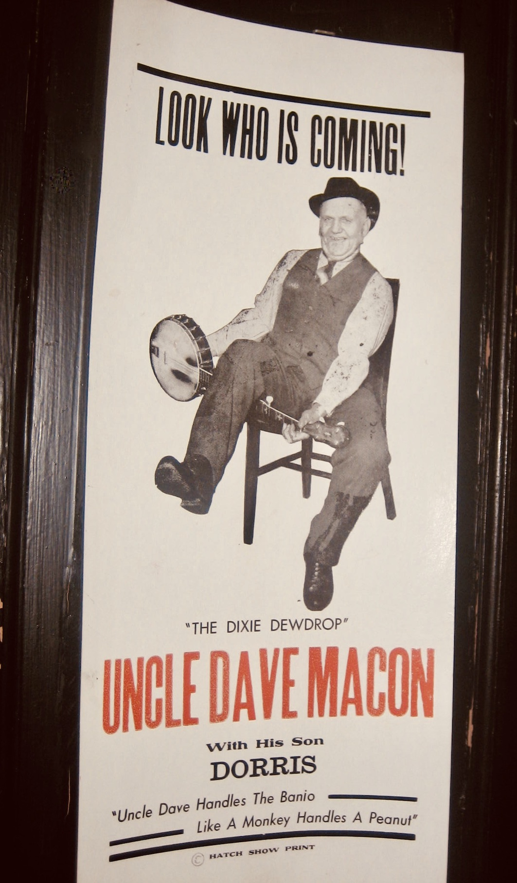 Uncle Dave Macon The Dixie Dewdrop