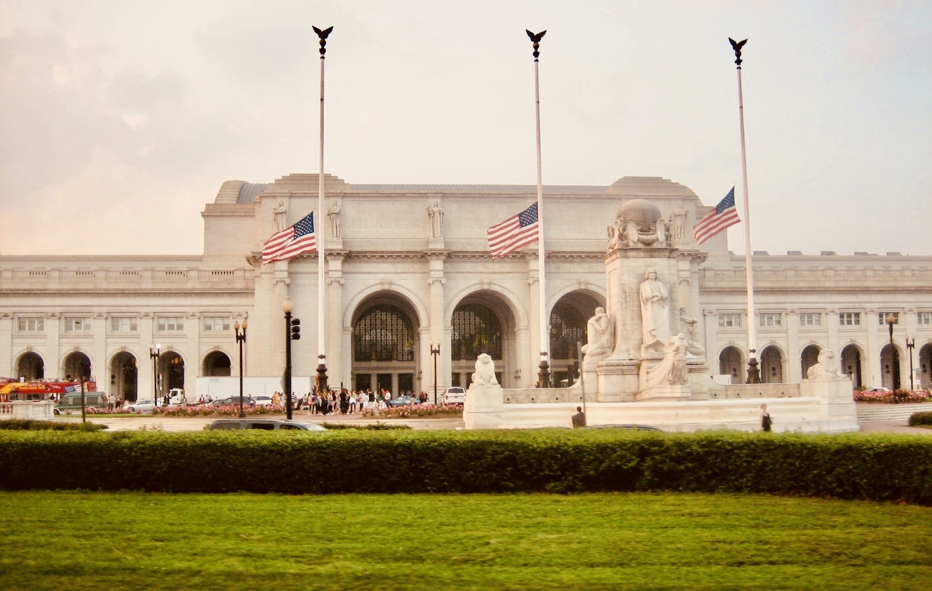 Union Station Washington DC.