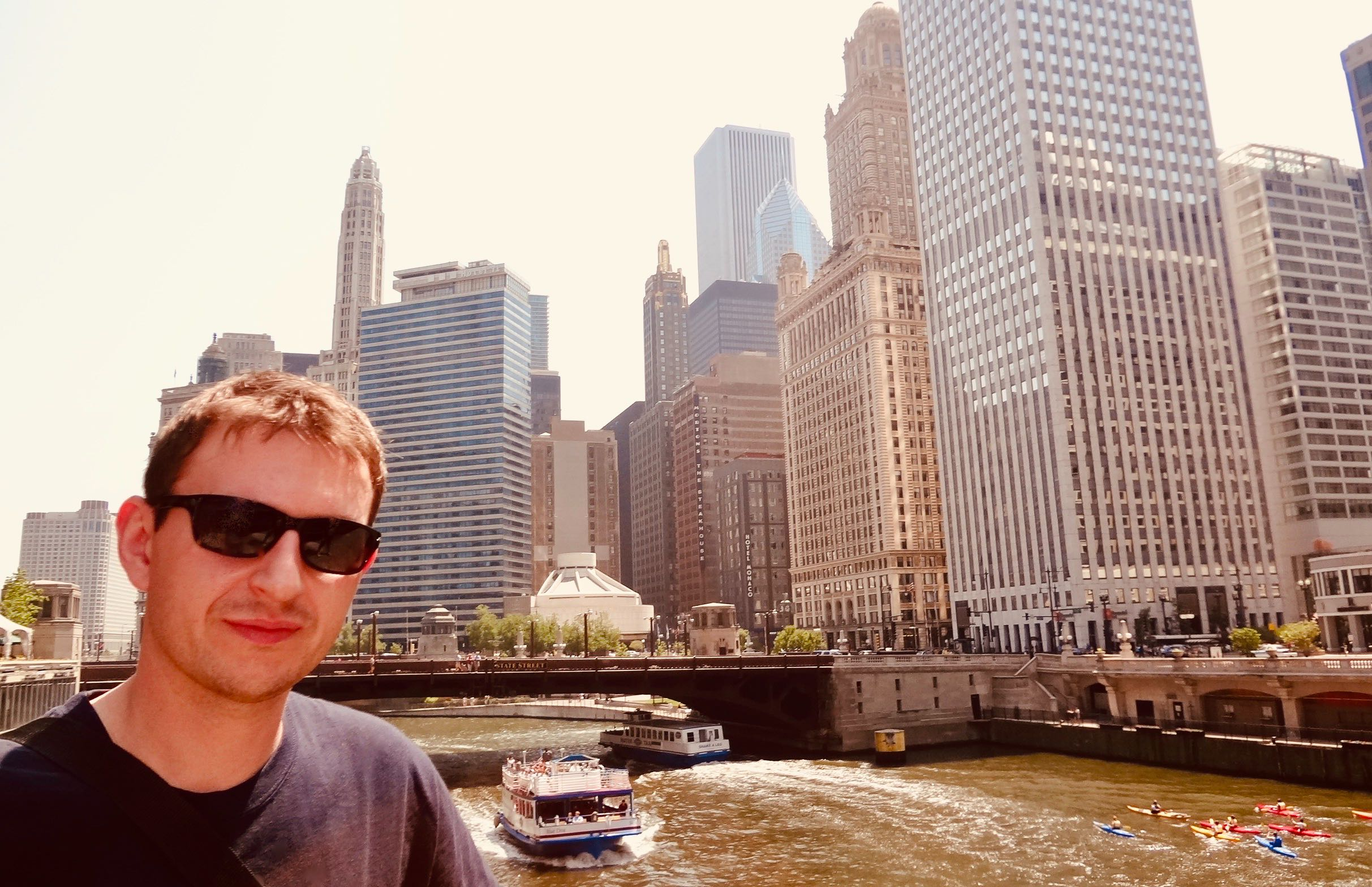 Visit Chicago The USA.