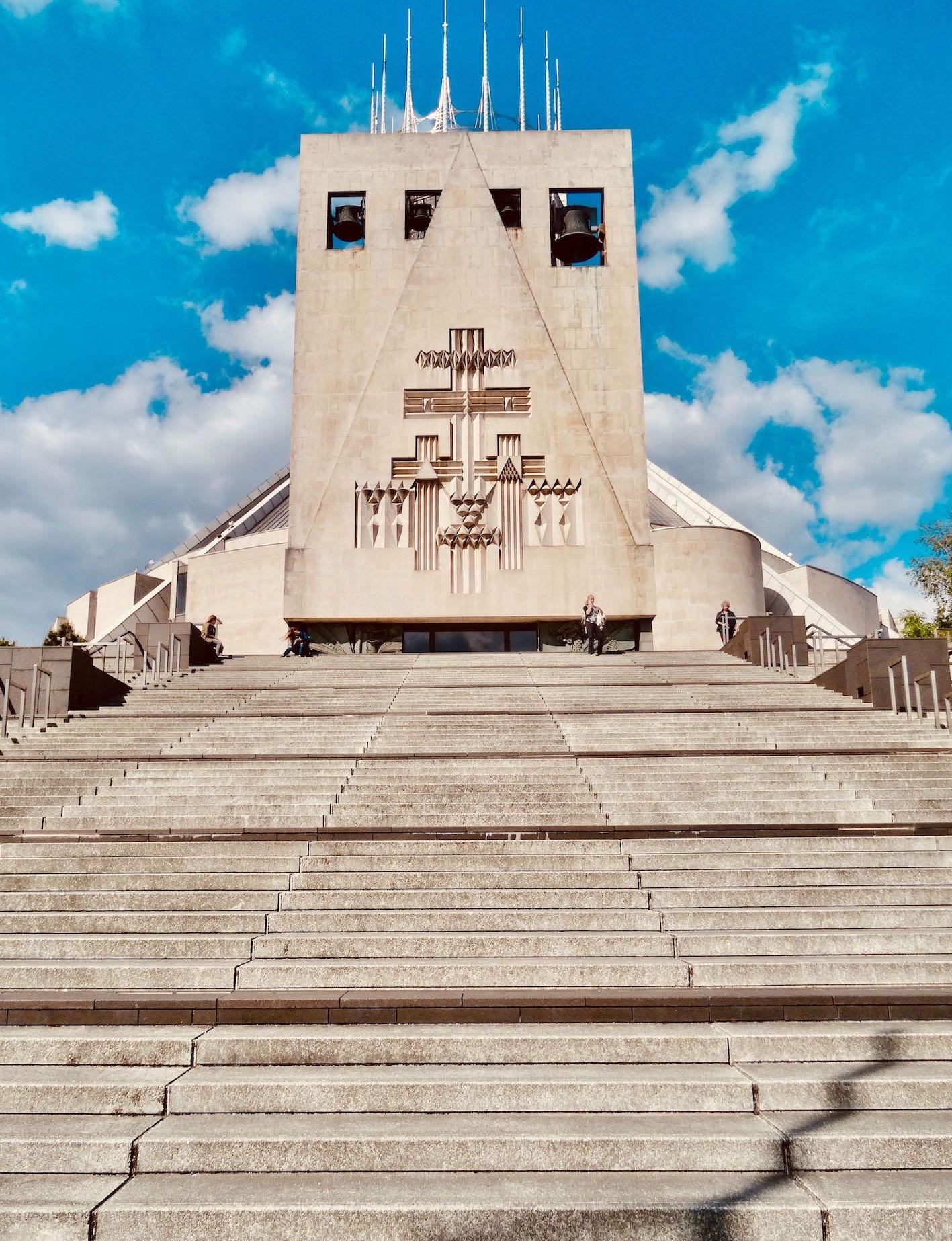Visit Liverpool Metropolitan Cathedral
