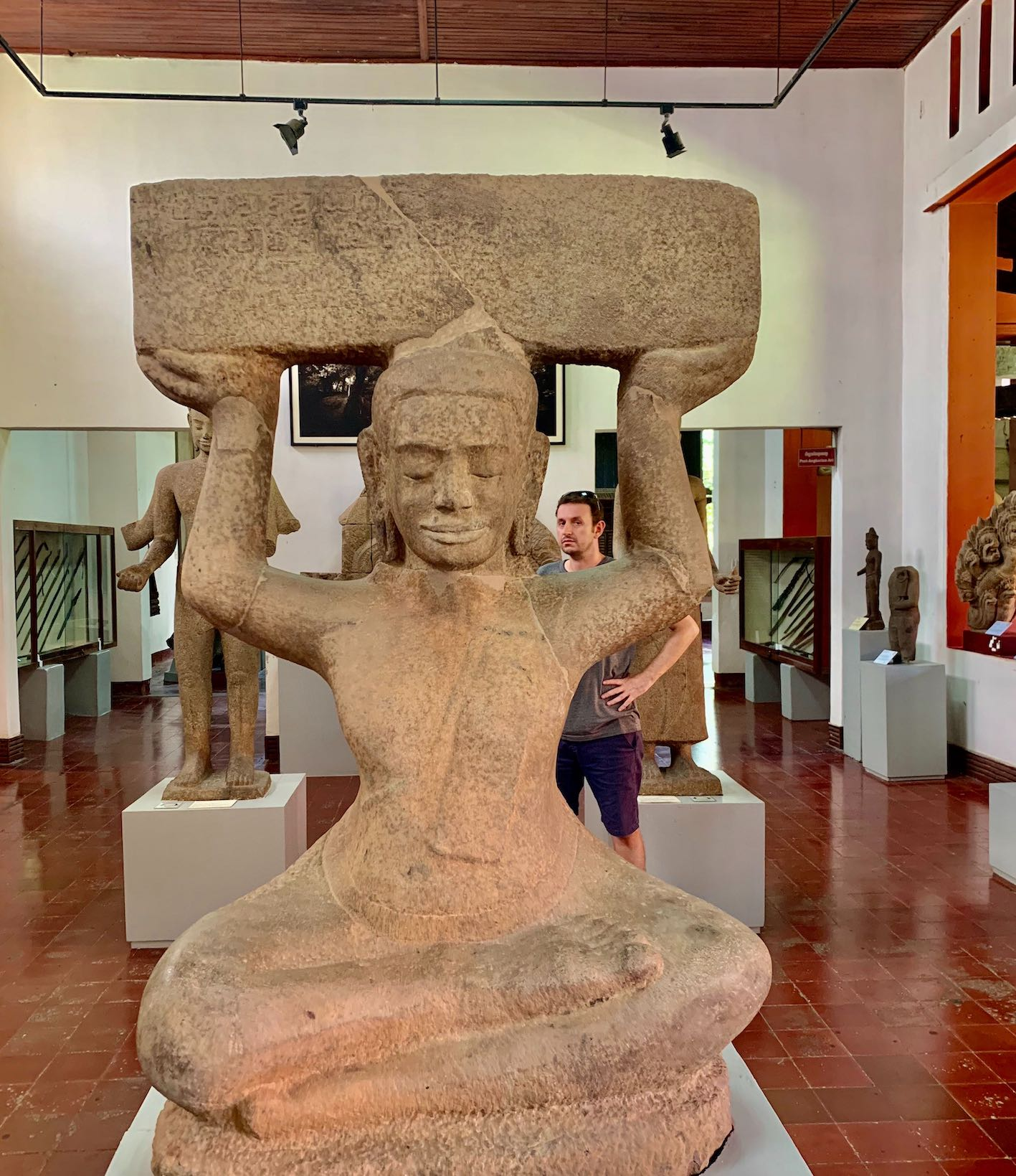 Visit The National Museum of Cambodia