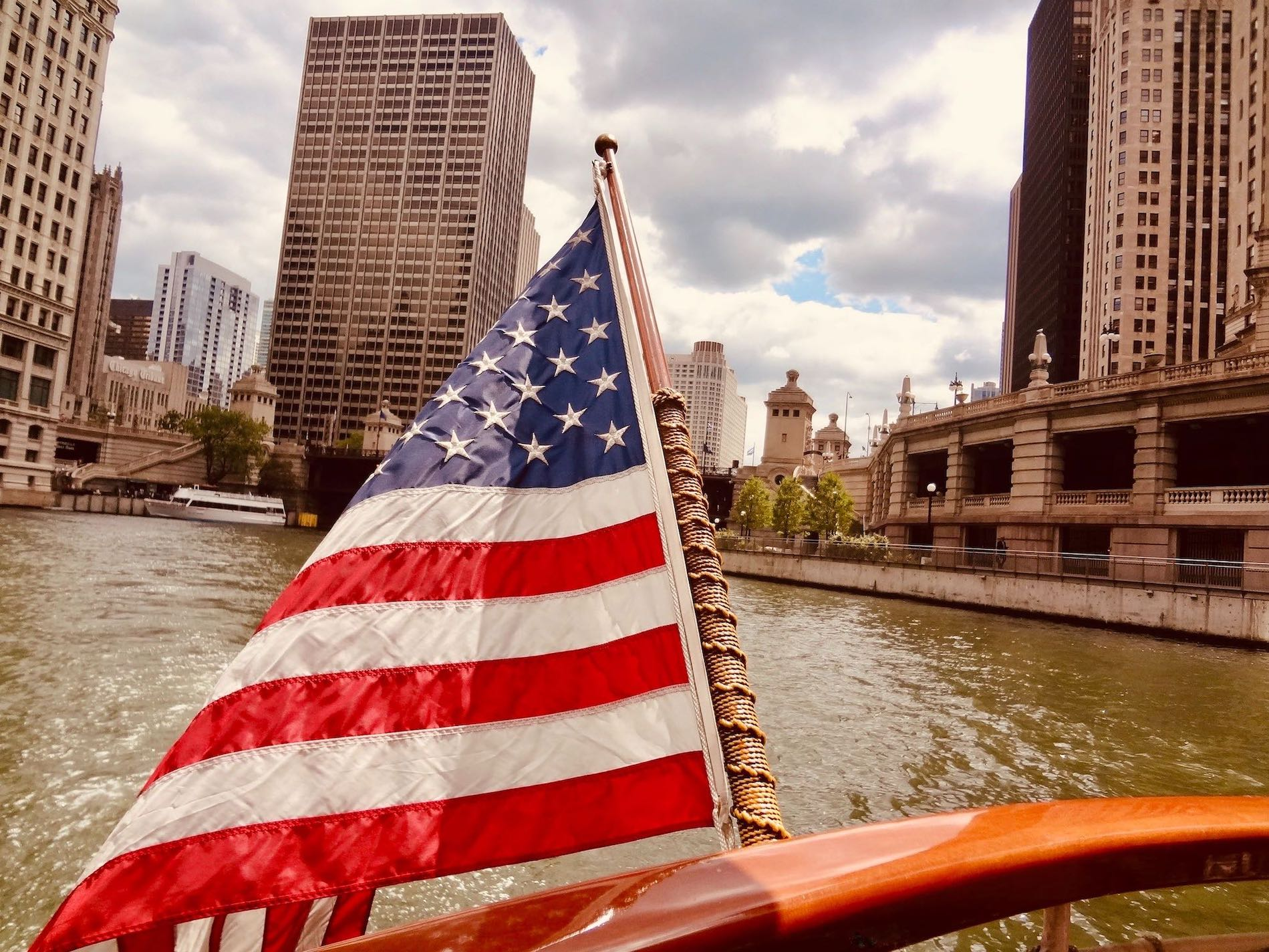 Architectural River Cruise Chicago.