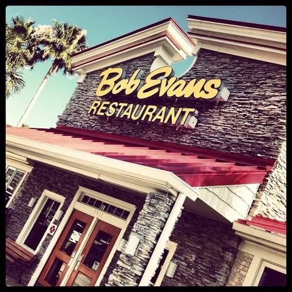 Bob Evans Restaurant Kissimmee Orlando