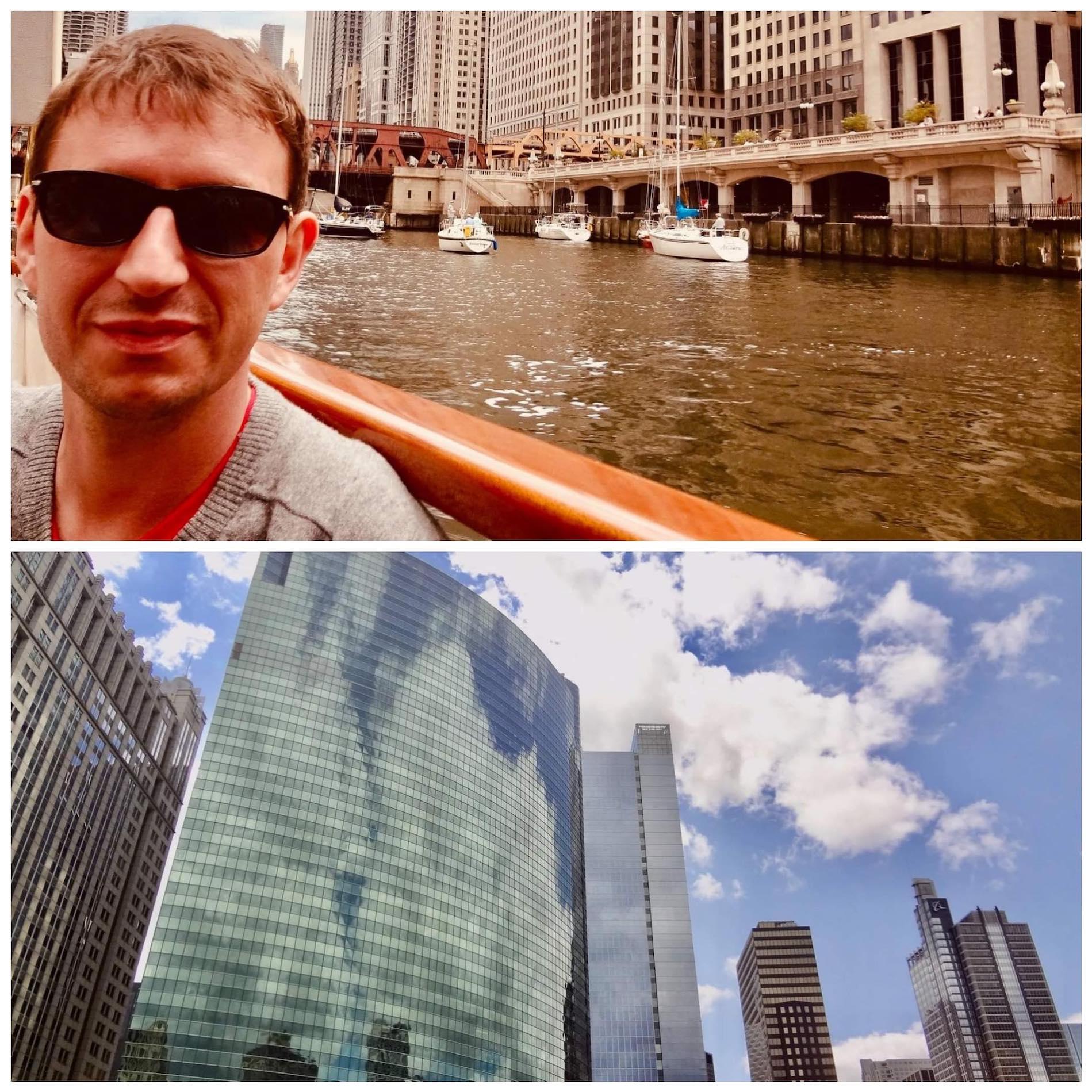 Chicago Nostalgia Architectural River Cruise
