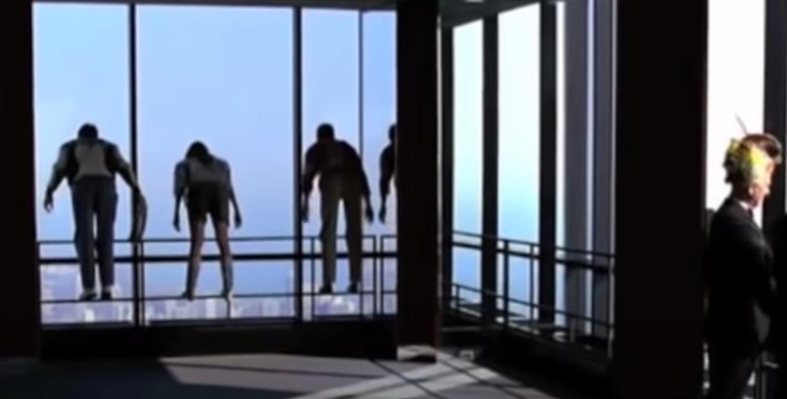 Chicago Nostalgia Ferris Bueller at Sears Tower