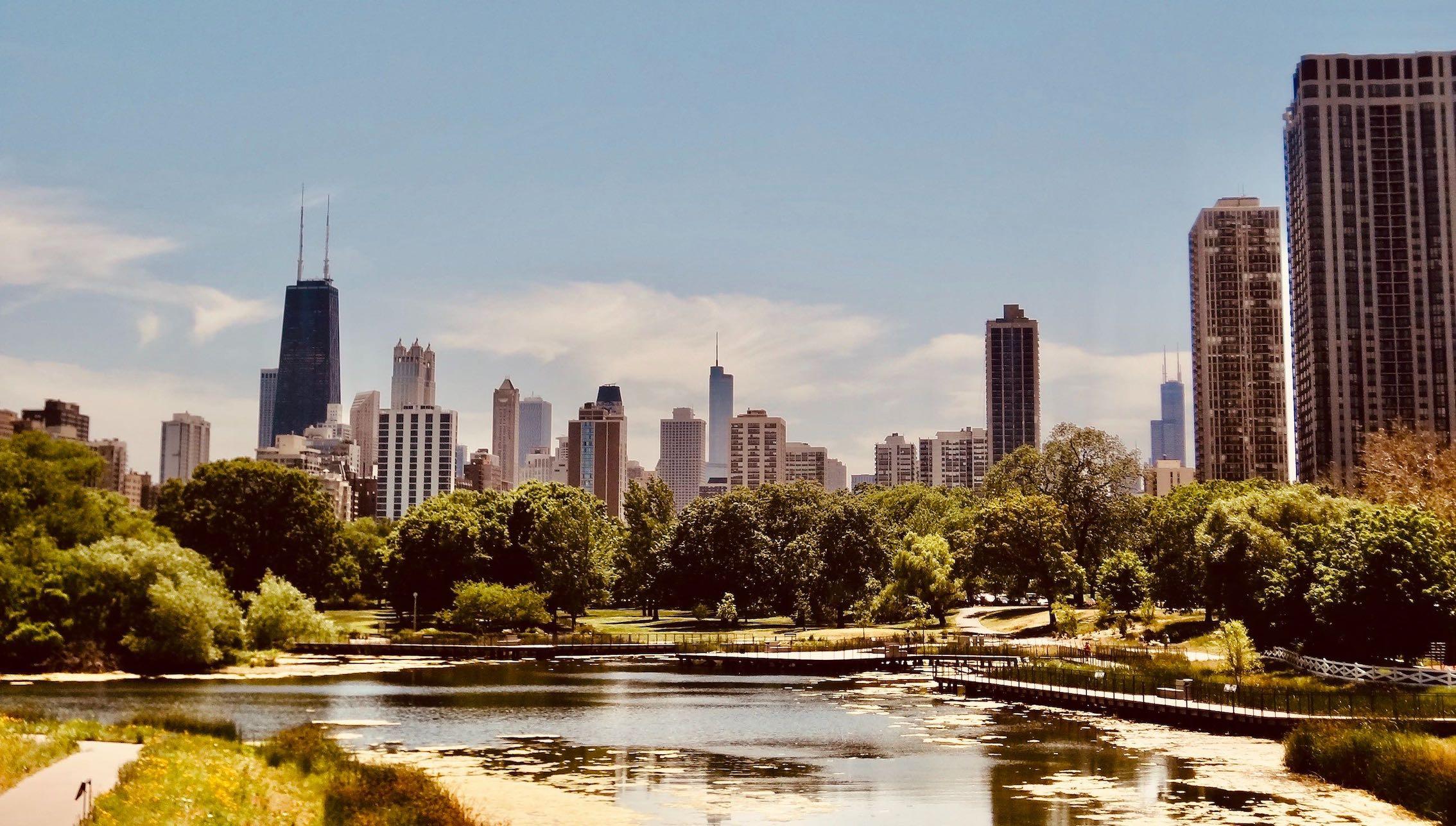 Chicago Nostalgia Lincoln Park.