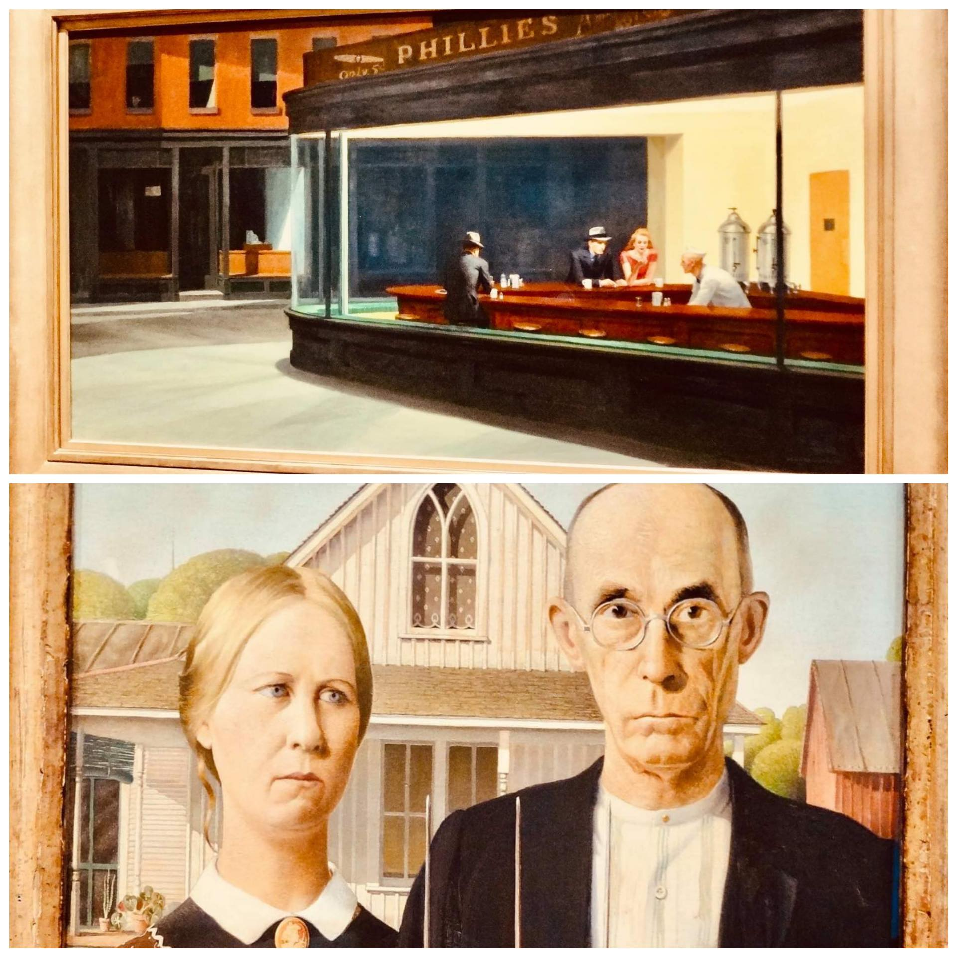 Exploring Chicago Art Institute May 2012