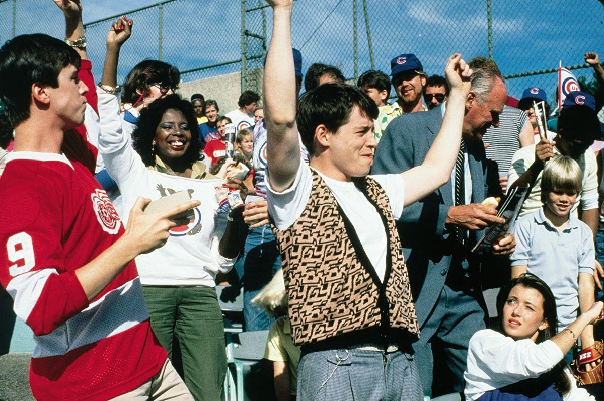 Ferris Bueller's Day Off Wrigley Field Chicago