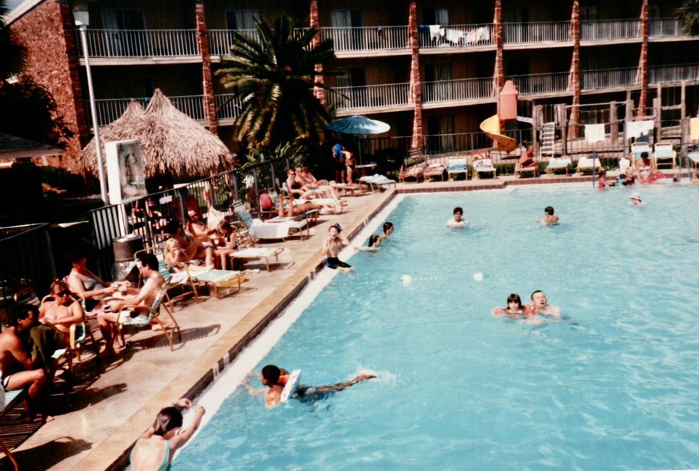 Florida Nostalgia Days Inn Days Lodge Orlando