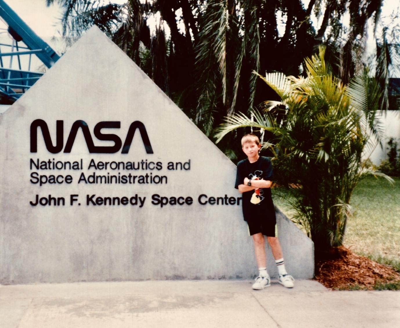 Florida Nostalgia John F. Kennedy Space Center