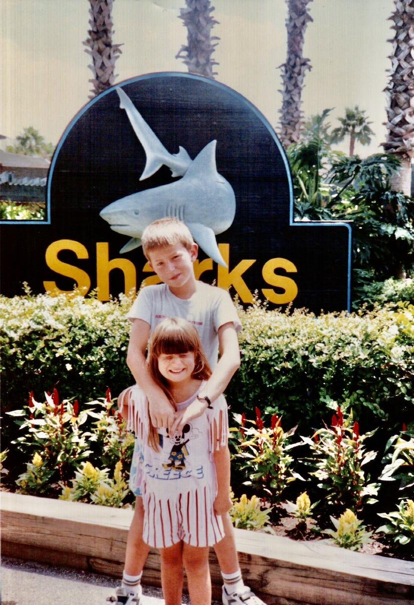 Florida Nostalgia Sea world 1989