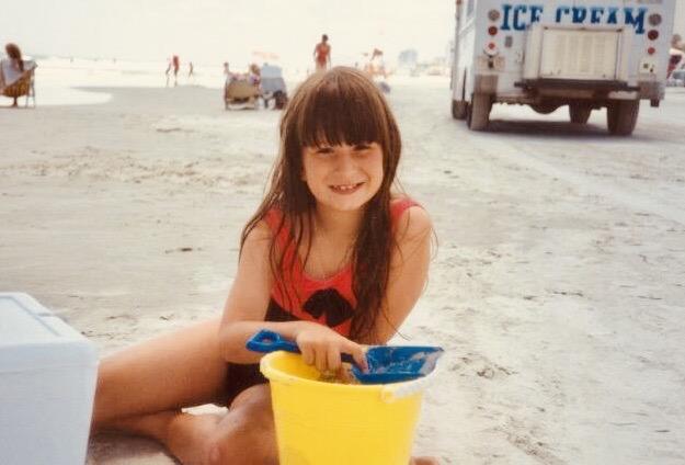 Florida Nostalgia on Clearwater Beach