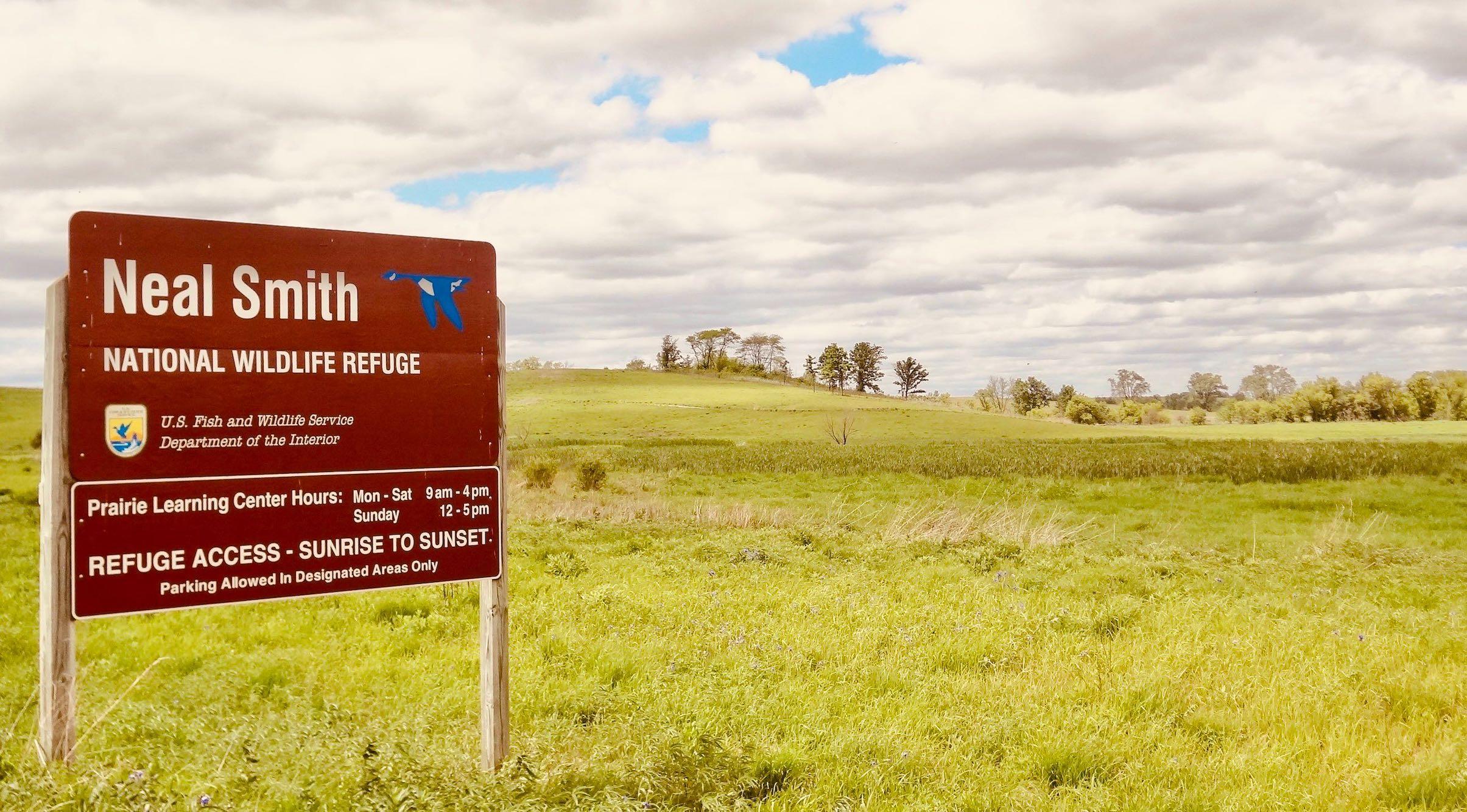 Iowa Nostalgia Neal Smith National Wildlife Refuge