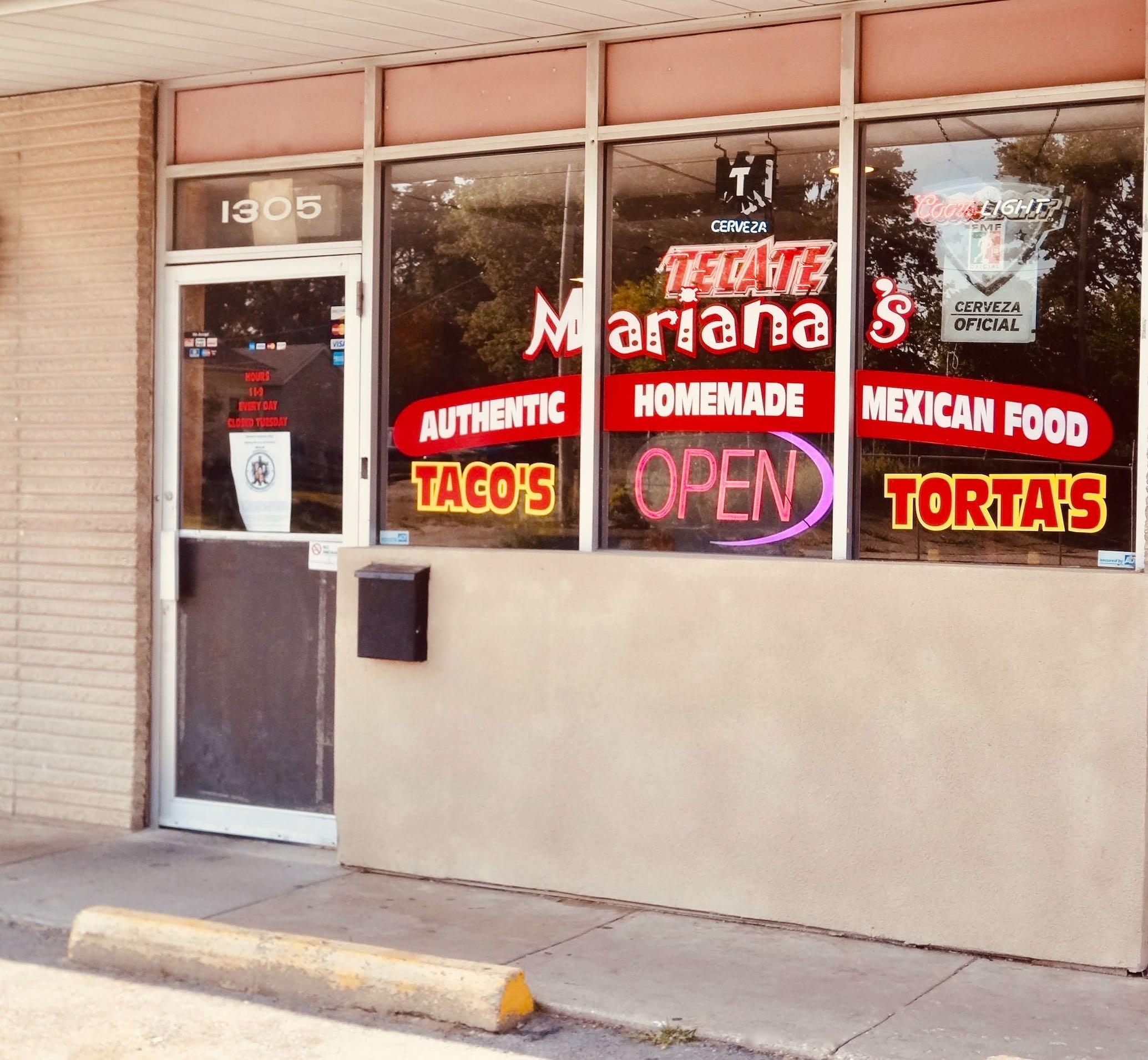 Iowa Nostalgia Tacos Mariana's Des Moines