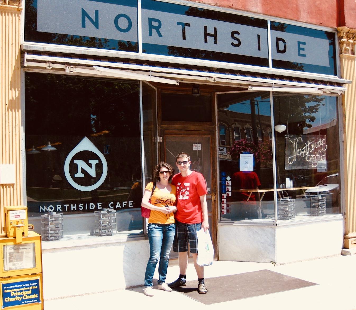 Iowa Nostalgia The Northside Cafe Madison County