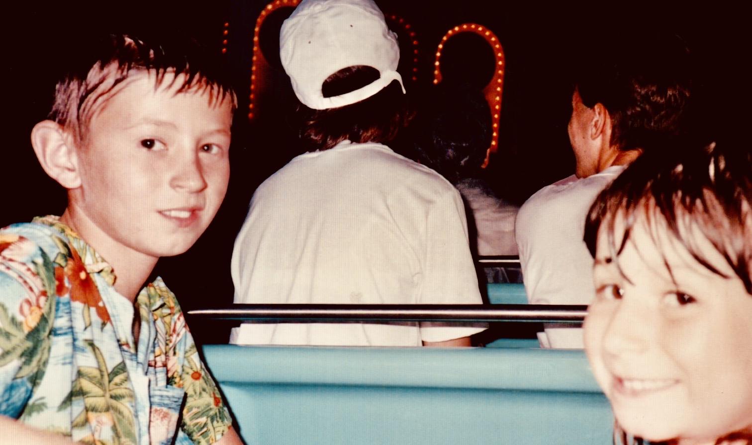 It's a Small World Florida Nostalgia.