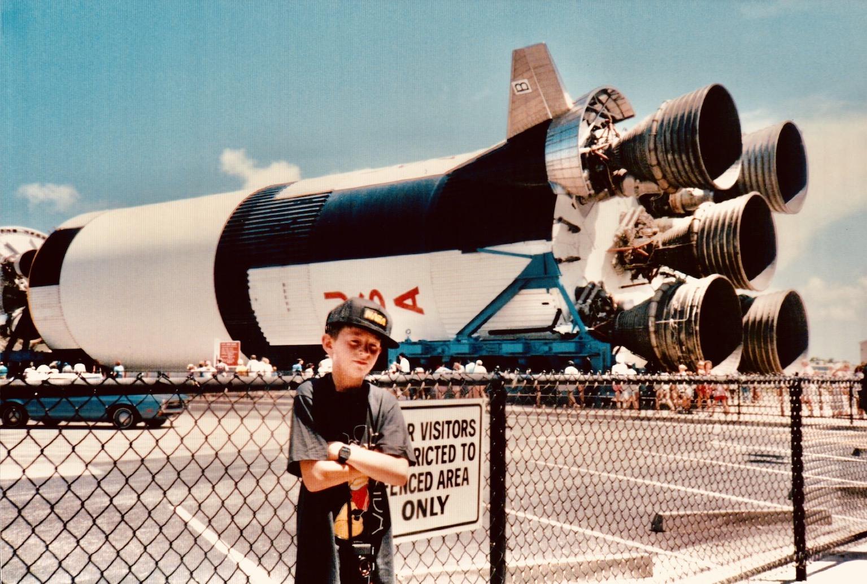 Kennedy Space Center Florida 1989