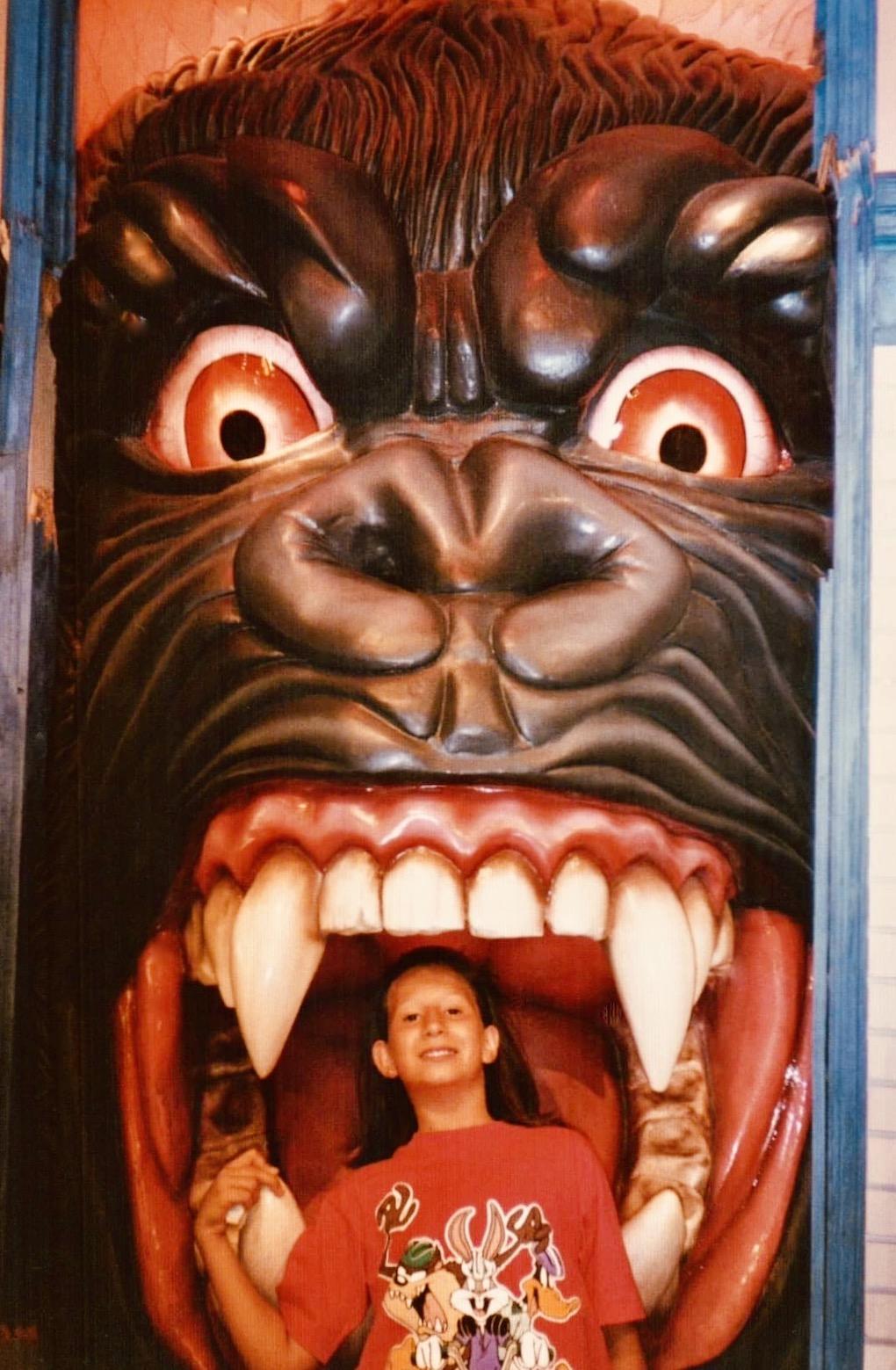 King Kong Ride Florida Nostalgia.