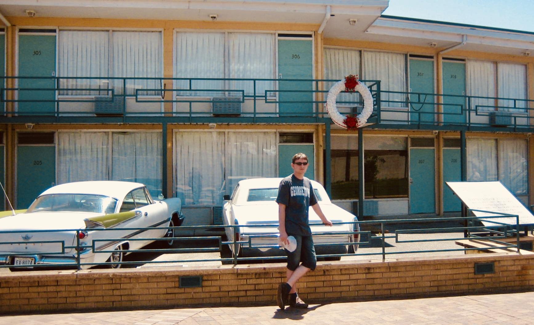 Lorraine Motel Memphis Martin Luther King.