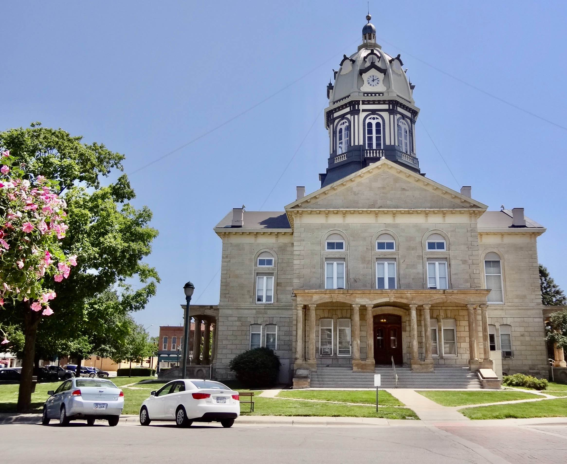 Madison County Courthouse.