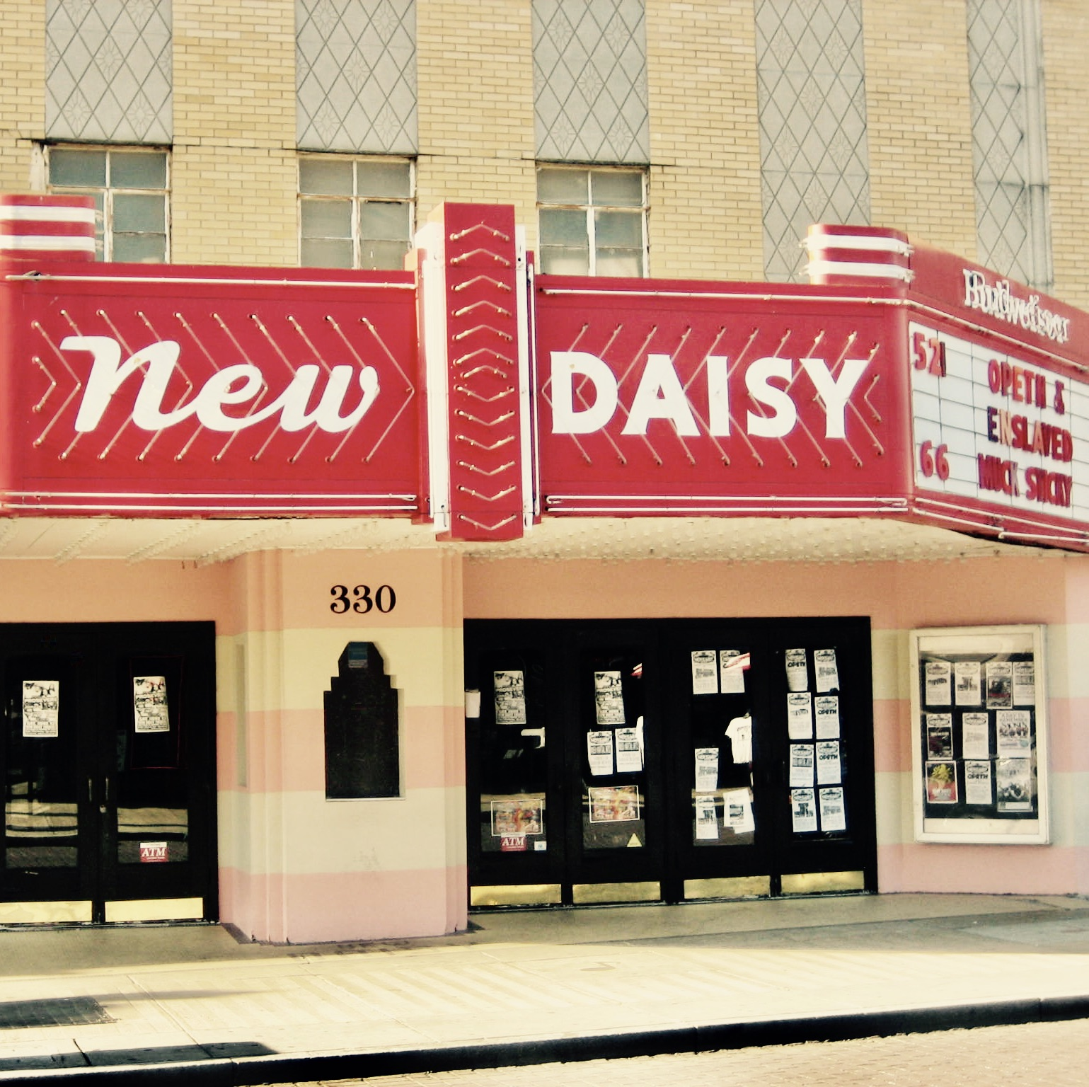 New Daisy Theatre Memphis.