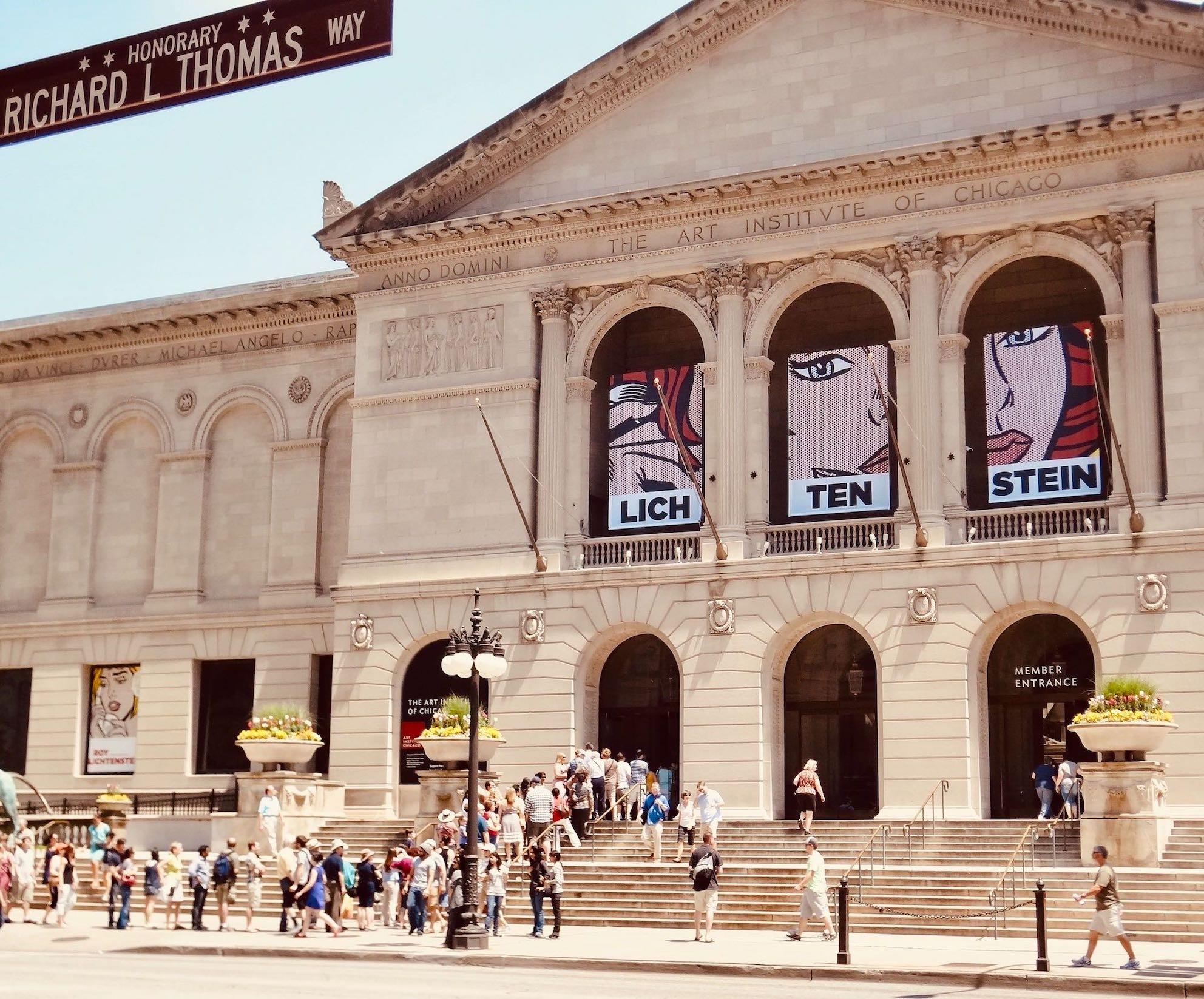 Visit Chicago Art Institute.