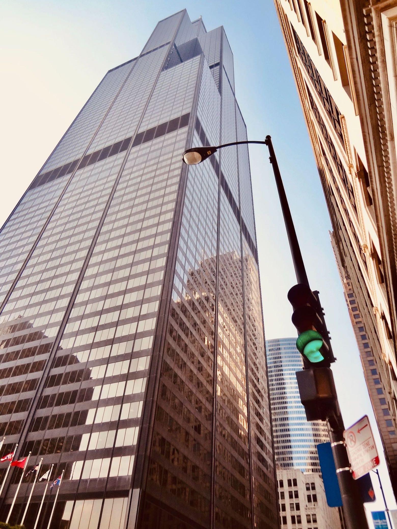 Willis Tower Chicago.