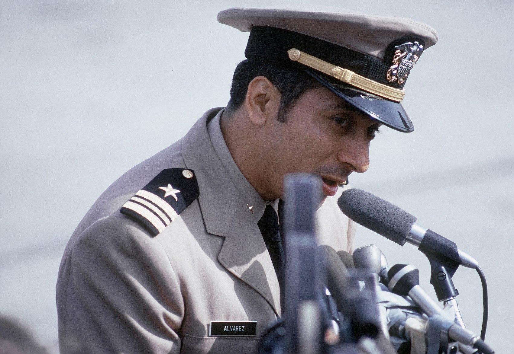 Everett Alvarez Jr American POW war hero