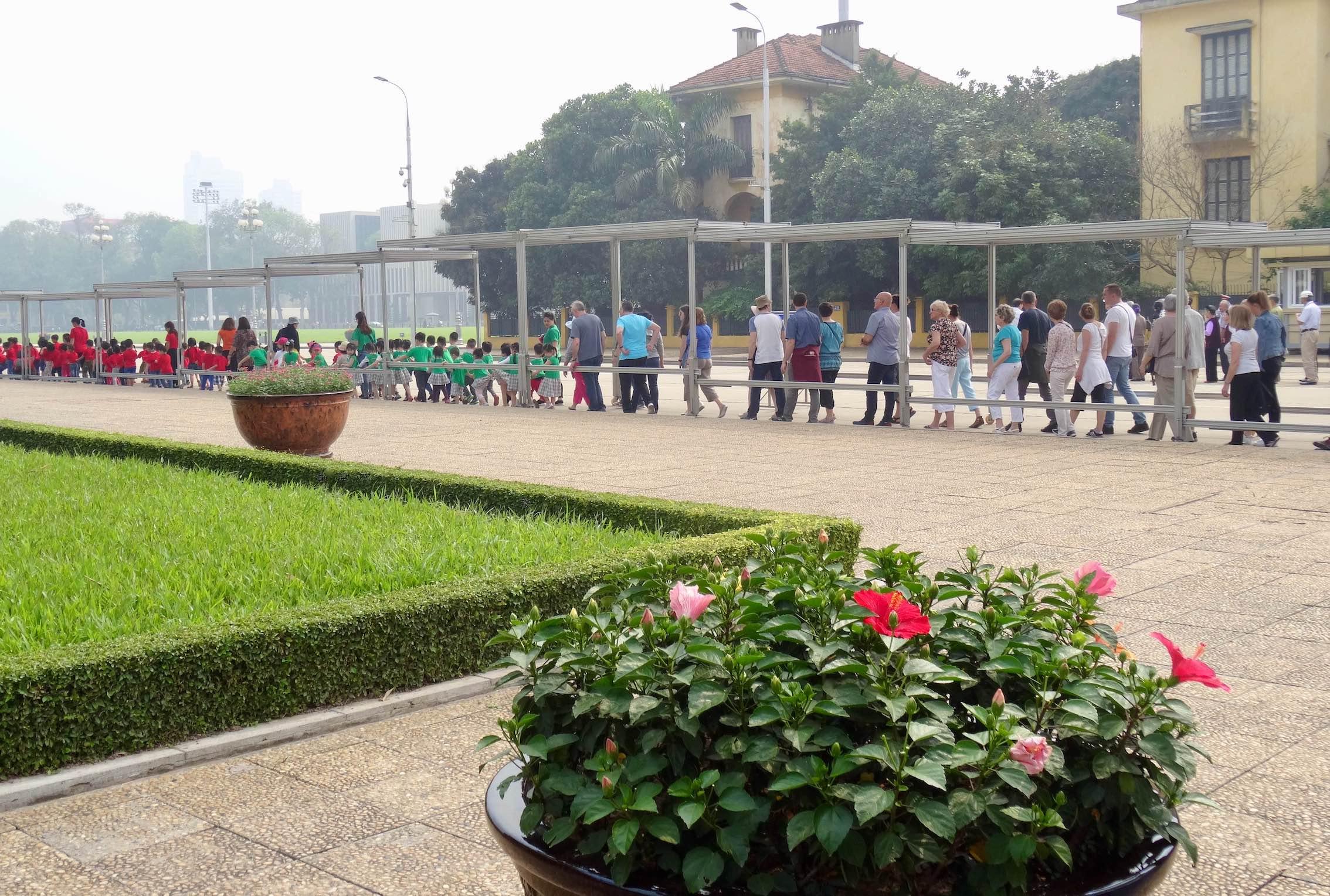Ho Chi Minh Complex Hanoi.