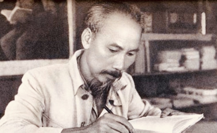Ho Chi Minh Prime Minister and President of Vietnam