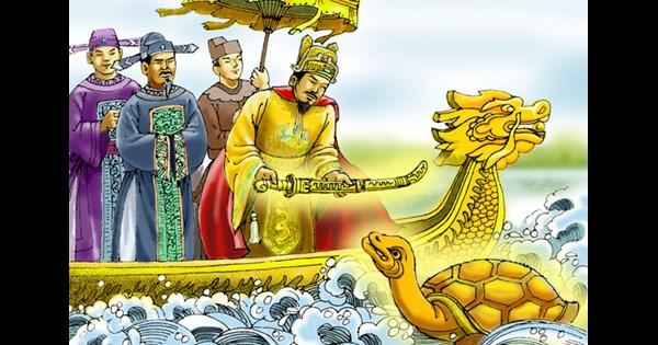 Legend of the Golden Turtle Hanoi Vietnam