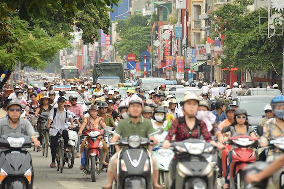 Visit Hanoi Vietnam.