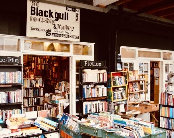 Black Gull Books.