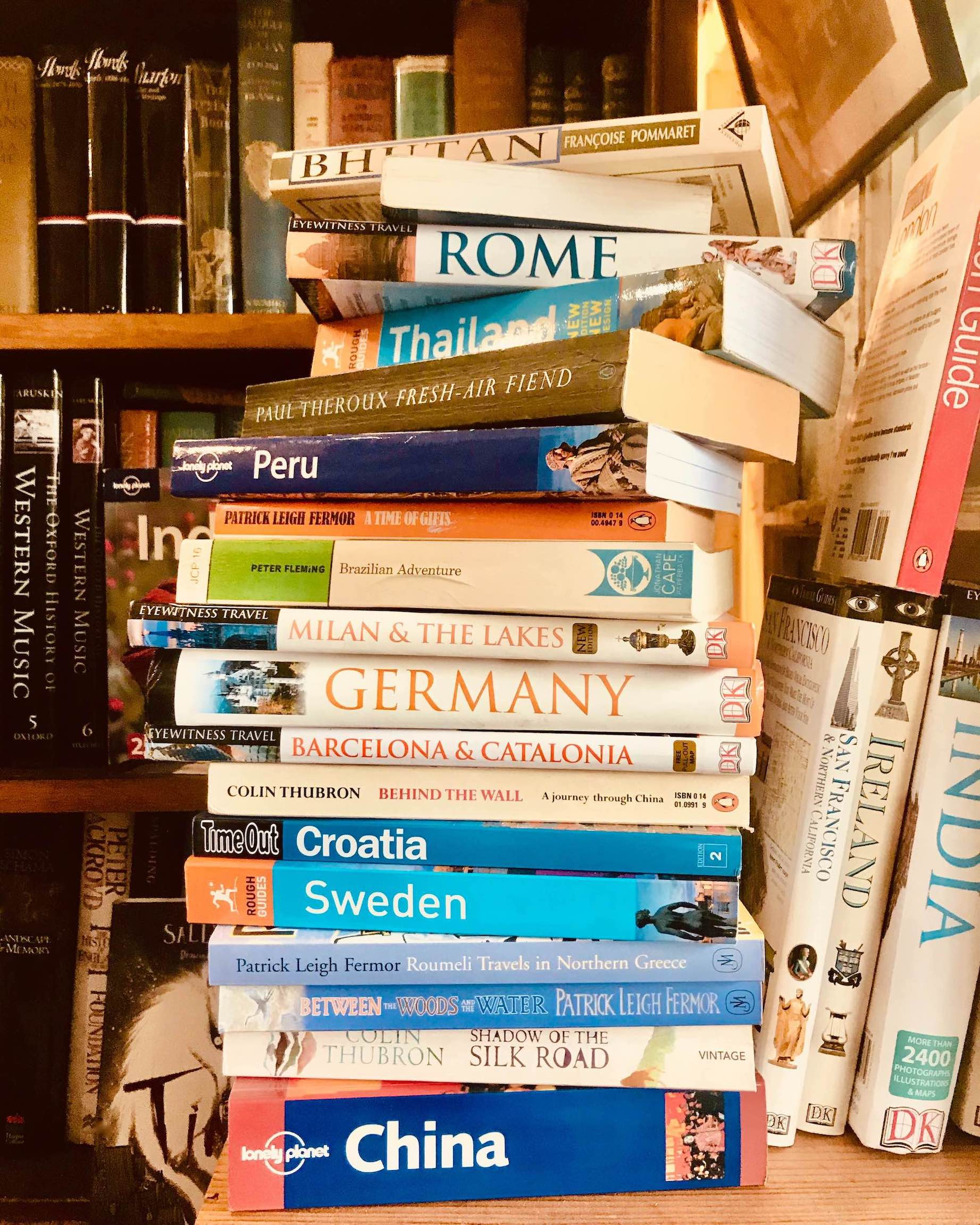 Black Gull Books Camden Town London.