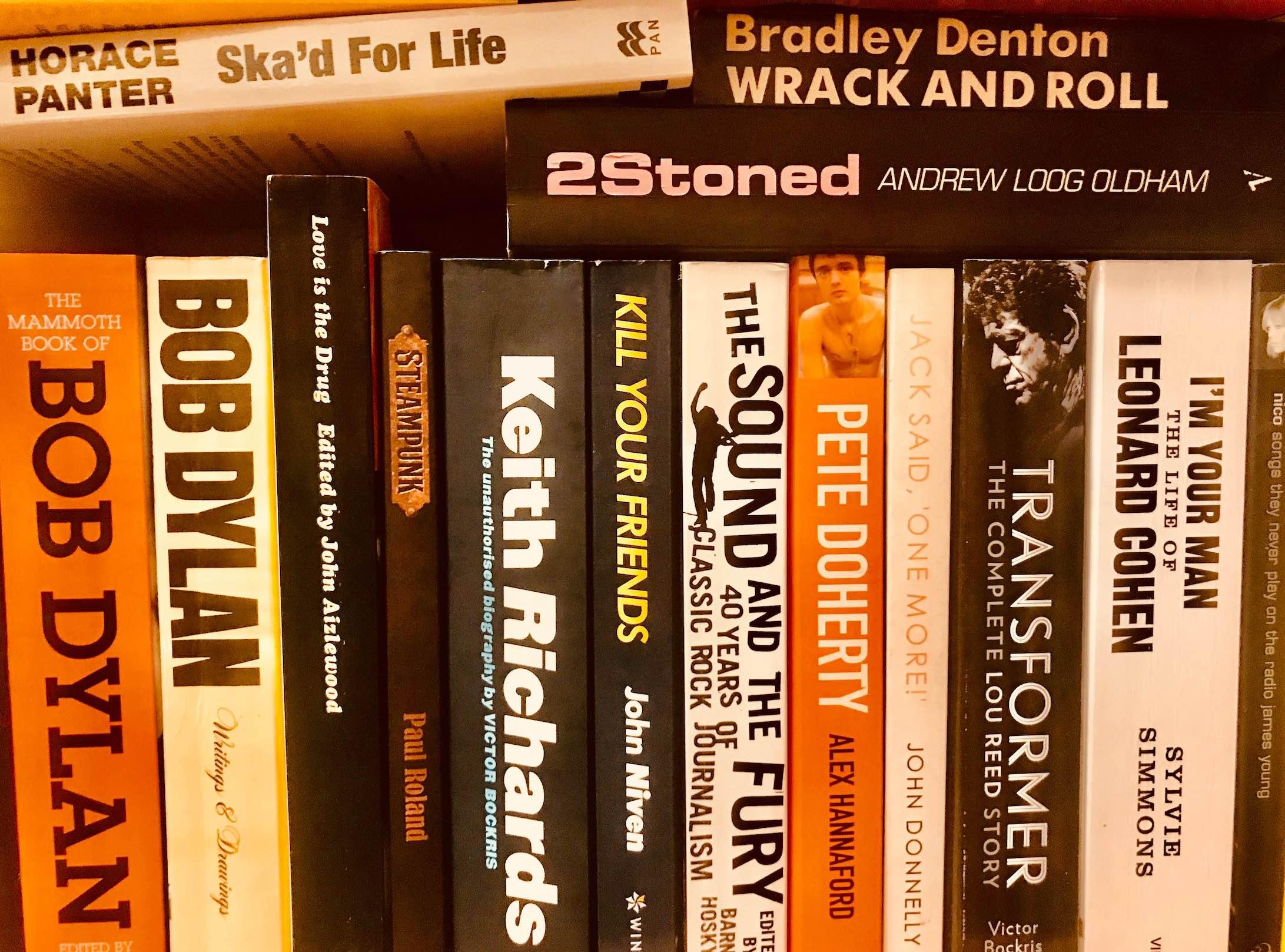 Black Gull Books in Camden Town.