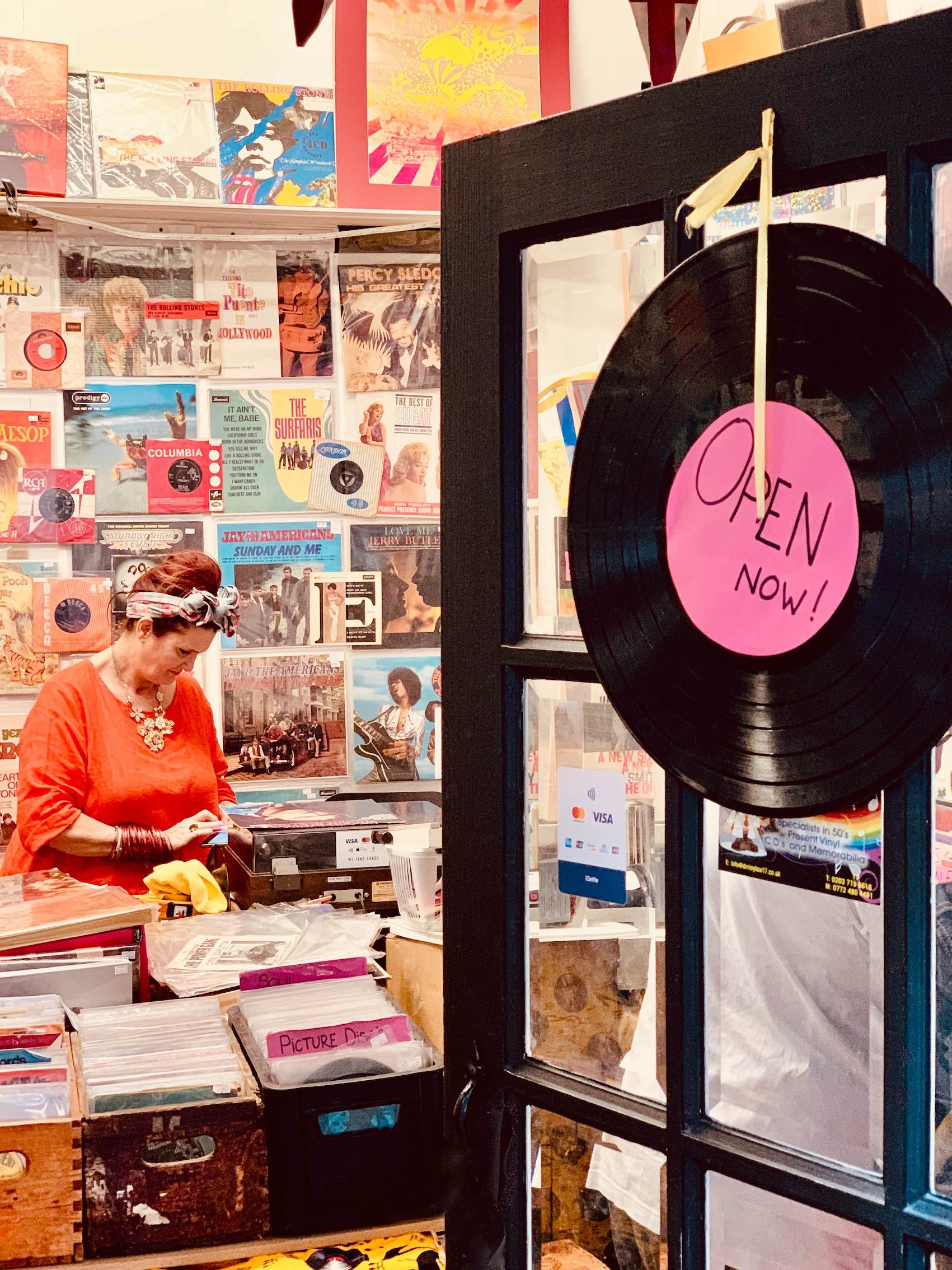 Dr Vinyl Record Shop Cool Spots Around Tooting Bec