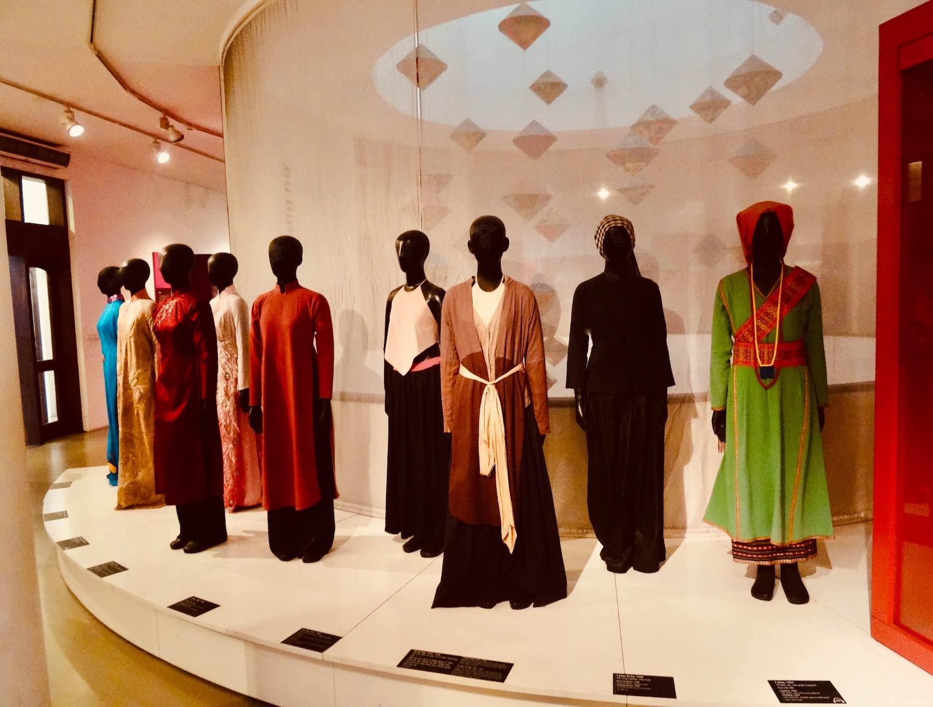 Inside The Vietnamese Women's Museum in Hanoi