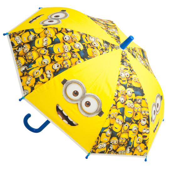 Minions umbrella.