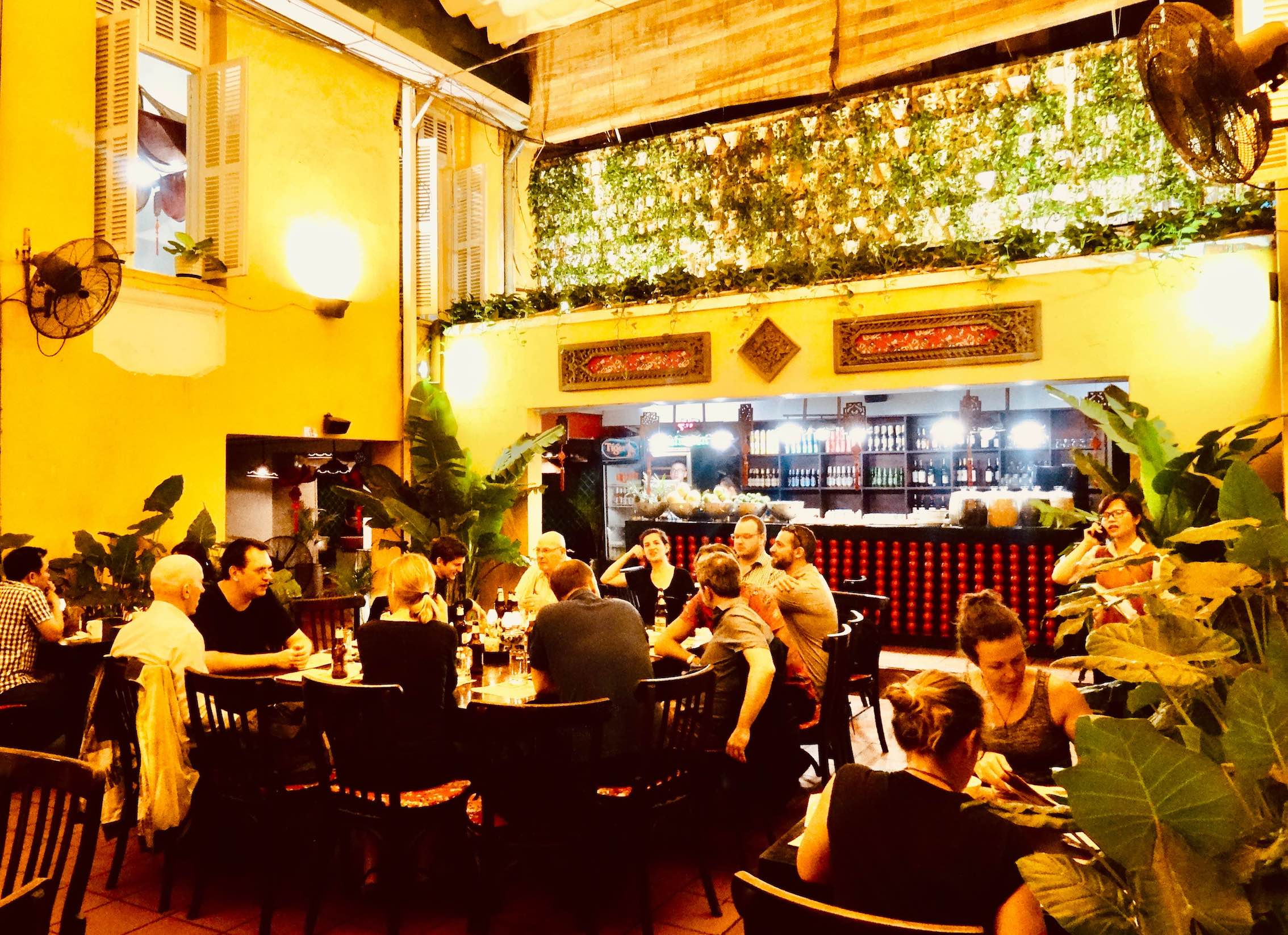 Nha Hang Ngon Restaurant Cool Spots Around Hanoi