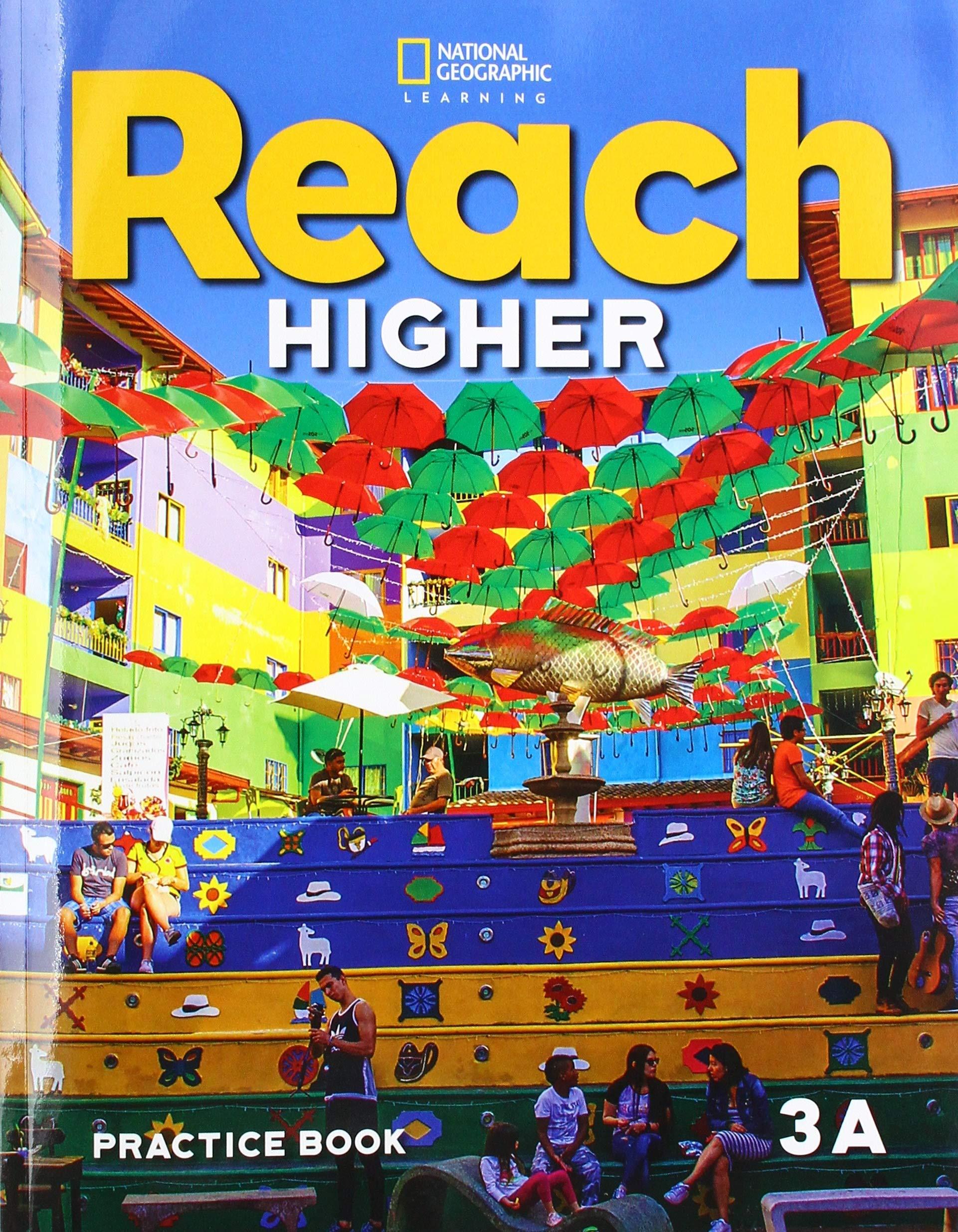 Reach Higher ESL.