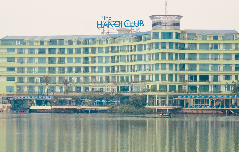 The Hanoi Club Ho Tay Lake.