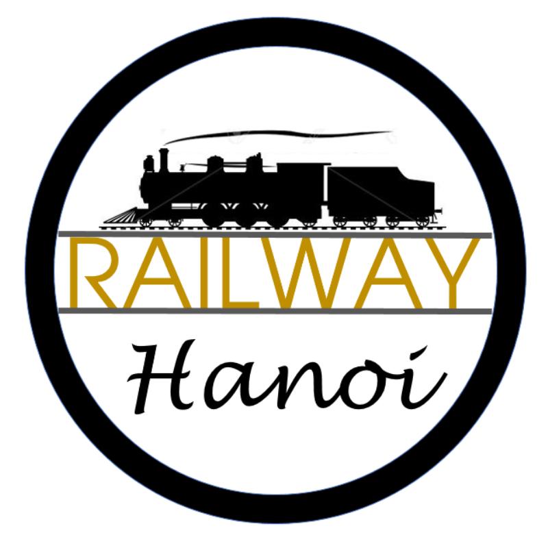 The Railway Hanoi Vietnam.