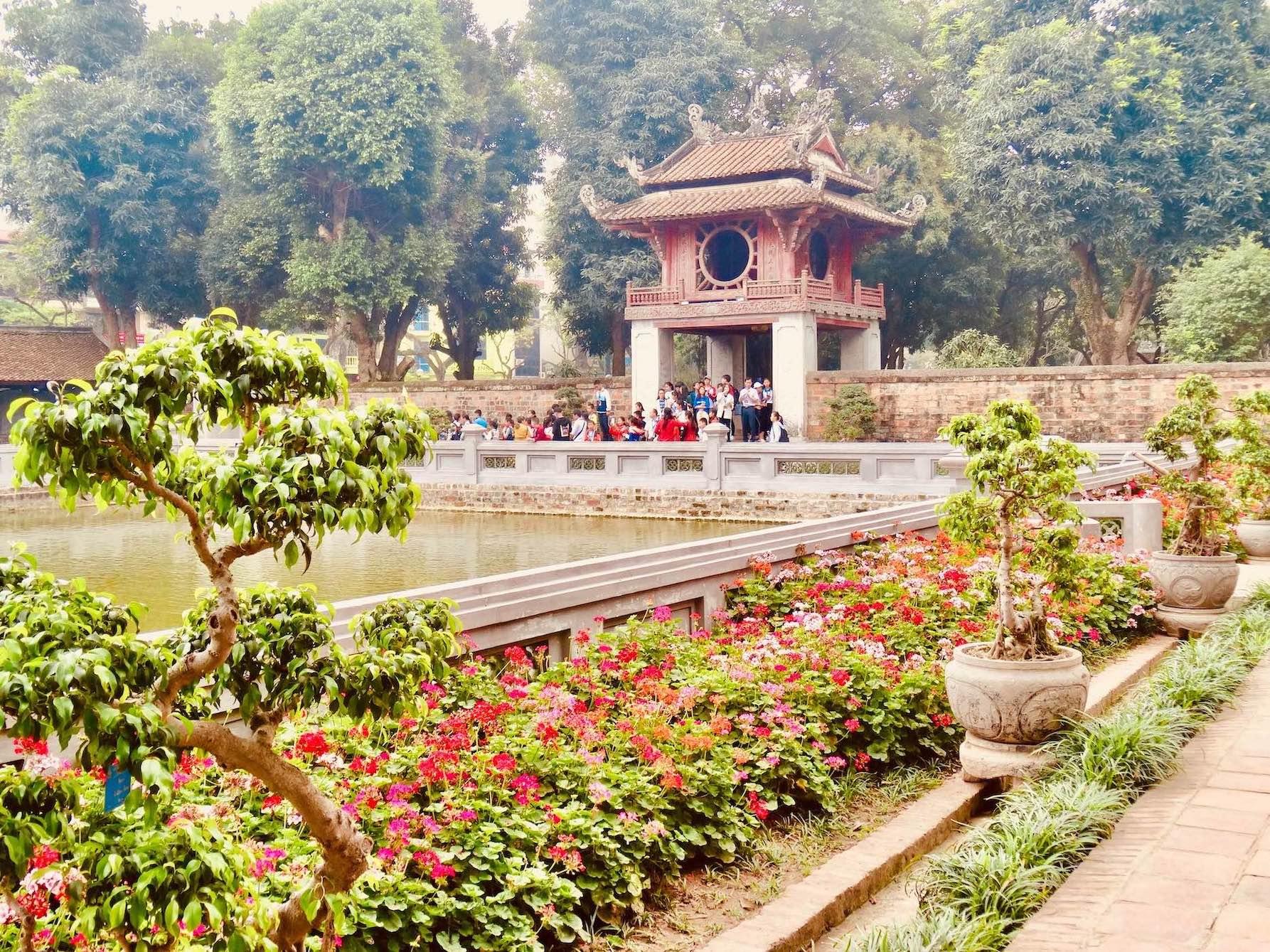 Third Courtyard Temple of Literature