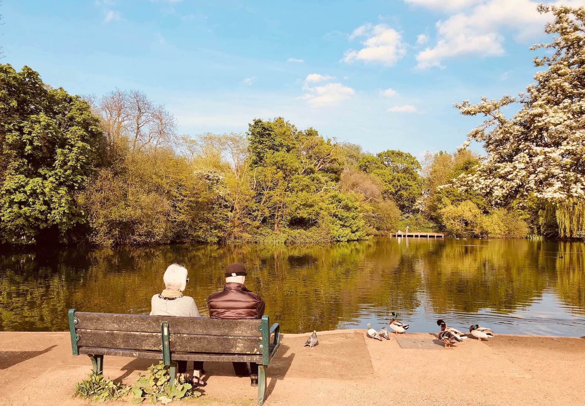 Visit Tooting Bec Common London.